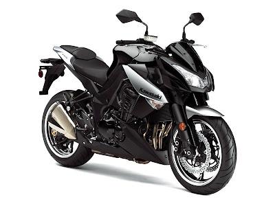 2010 Kawasaki Z1000 Image