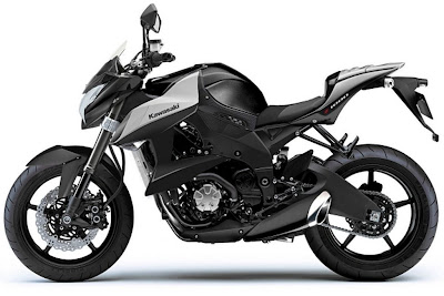 2010 Kawasaki Z1000 Top Motorcycle