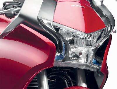 2010 Honda VFR1200F Headlight