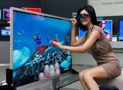 Samsung 240Hz 55-inch Full HD 3D LCD TV