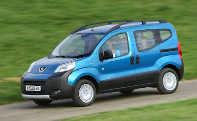 2010 Peugeot Bipper Tepee Family Car