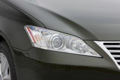 2010 Lexus ES 350 Headlight