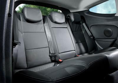 2010 Renault Megane RS Seats