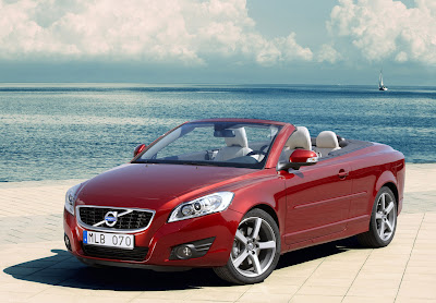 2010 Volvo C70 Car Wallpaper