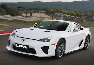 2011 Lexus LFA Picture