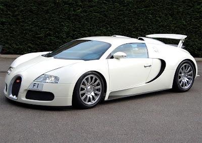 Bugatti Veyron F1 Picture