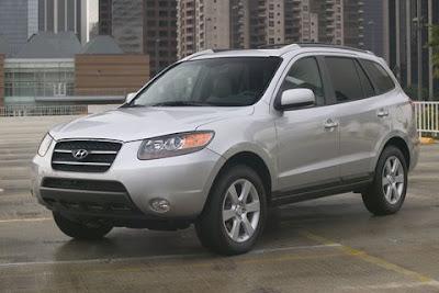 2010 Hyundai Santa Fe Image