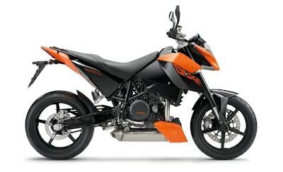 2010 KTM 690 Duke R Sport Bike