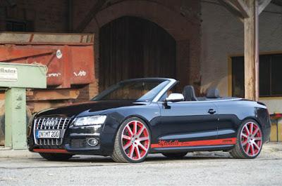 2010 MTM Audi S5 Cabrio Michelle Edition Sport Car