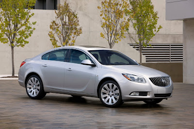 2011 Buick Regal Sport Car
