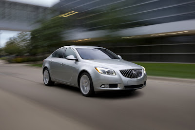 2011 Buick Regal Car Wallpaper