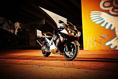 2010 Kawasaki Ninja ZX-14 Motorcycle Wallpaper