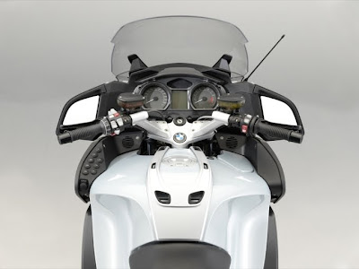 2010 BMW R 1200 RT Dash