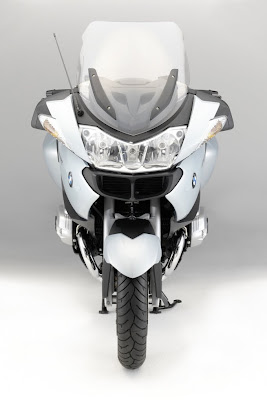 2010 BMW R 1200 RT Front View
