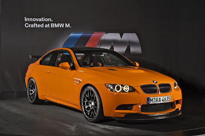 2011 BMW M3 GTS Car Wallpaper