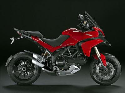 2010 Ducati Multistrada 1200 Red Series