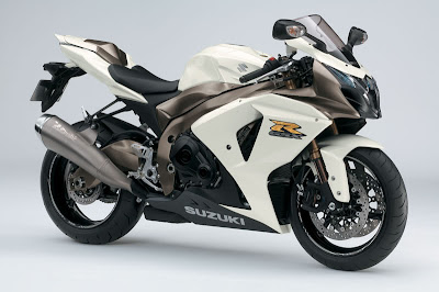 2010 Suzuki GSX-R1000Z 25th Anniversary Limited Edition