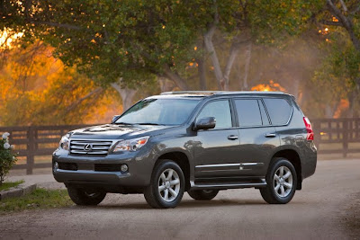 2010 Lexus GX460 Luxury Car