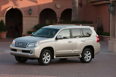 2010 Lexus GX460 Car Picture