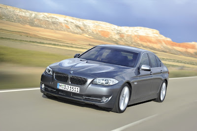 2011 BMW 5-Series Wallpaper