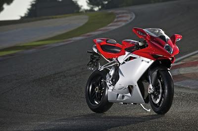 2010 MV Agusta F4 Sport Bike