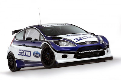 2010 Ford Fiesta S2000 First Look