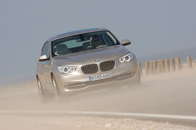 2010 BMW 535i Gran Turismo Sport Car