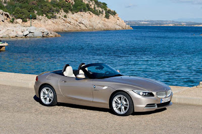 2010 BMW Z4 Car Wallpaper