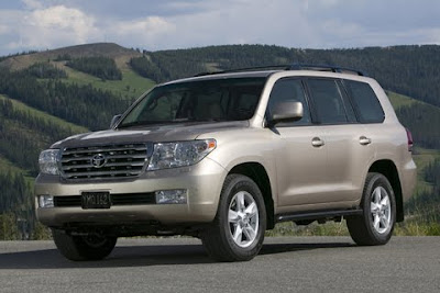 2010 Toyota Land Cruiser Photo