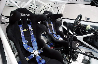 2010 Ford Fiesta S2000 Interior