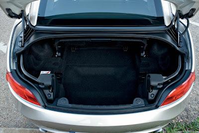 2010 BMW Z4 Trunk