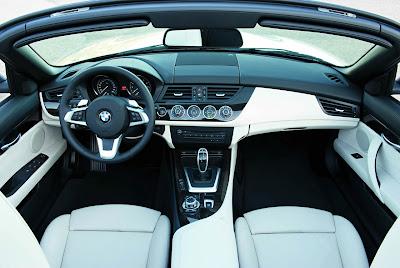 2010 BMW Z4 Interior