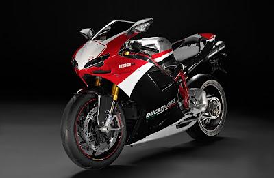 2010 Ducati 1198R Corse Special Edition Sport Bike