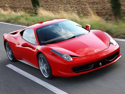 2011 Ferrari 458 Italia Sport Car
