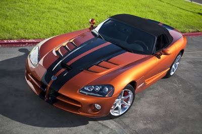 2010 Dodge Viper SRT10 Picture