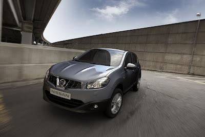 2010 Nissan Qashqai Mineral Grey