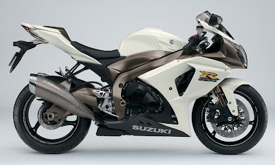 2010 Suzuki GSX-R1000Z 25th Anniversary First Look