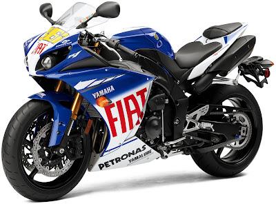 2010 Yamaha YZF-R1 Sport Bike