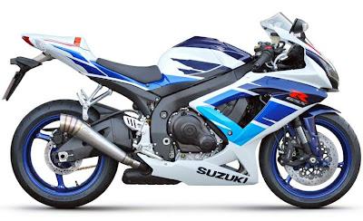 2010 Suzuki GSX-R 750 Limited Edition Picture