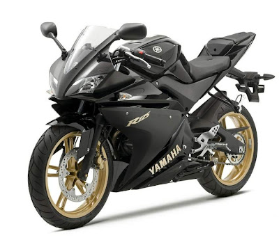 2010 Yamaha YZF-R 125 Black Edition
