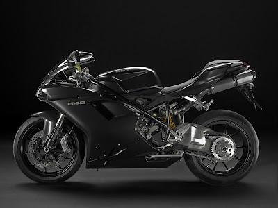 2010 Ducati 848 Picture