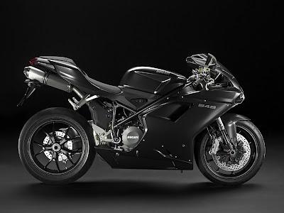 2010 Ducati 848 Motorcycle