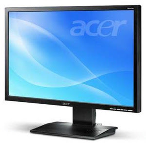 Acer B243HA 24-inch Full HD LCD Monitor