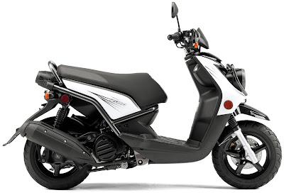 2010 Yamaha BWs Zuma 125 Picture