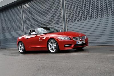 2011 BMW Z4 Sport Car
