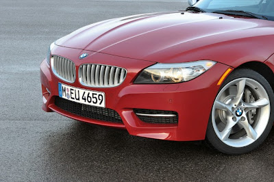 2011 BMW Z4 Headlight