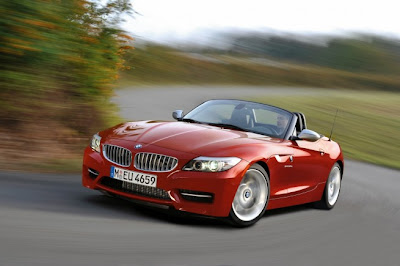 2011 BMW Z4 Front View