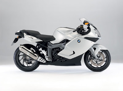 2010 BMW K1300S Side View