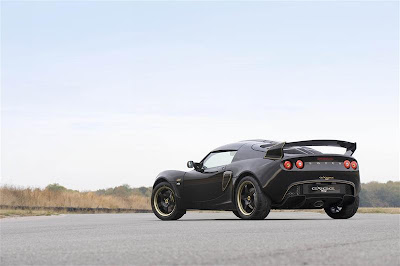 2010 Lotus Exige S Type 72 Rear View