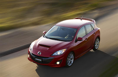 2010 Mazdaspeed3 Action View
